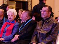 李宗盛、田华和韩三平在现场