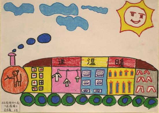 北京小朋友的画