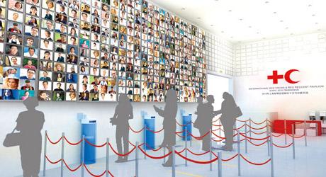 主题墙――共同行动