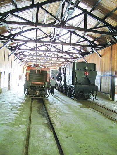奋起湖昔日是阿里山森林铁路货物、木材集散中心,现在是观光小火车线路上的最大的中途站。在那里还可以看到有关阿里山小火车的历史及实物展示。