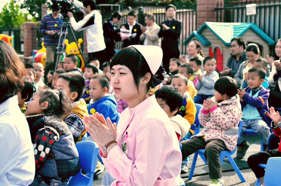 海淀弱视儿童免 费求助启动仪式