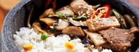 元谷韩式石锅 8.5折优惠