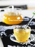 荷叶山楂减肥茶