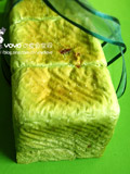 绿茶梅子大吐司
