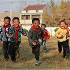 孩子们开心的笑脸