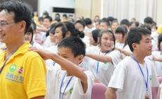 2012年扬帆夏令营-学生互动现场