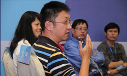 吴冲:上海真爱梦想公益基金会秘书长