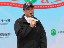 国家游泳中心副总经理杨奇勇先生