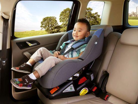 斯柯达原装儿童安全座椅 - ISOFIX G 0_1