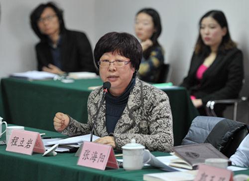 首都慈善公益组织联合会常务副秘书长 北京市民政局慈善工作处处长 程立岩