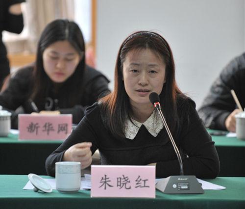 华北电力大学人文学院社会企业研究中心主任 朱晓红