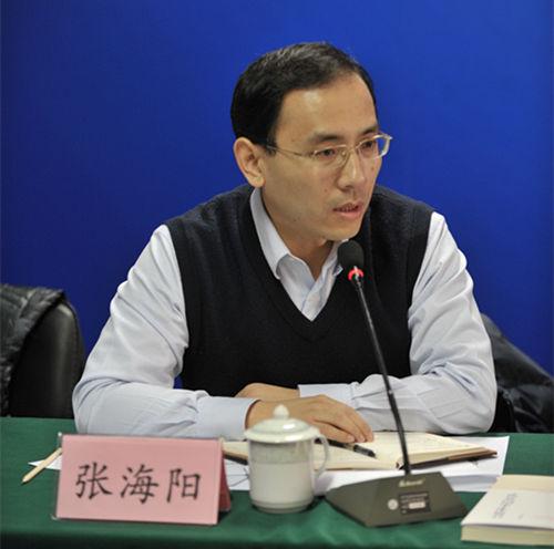 中国银监会非银部信托非现场处副处长张海阳