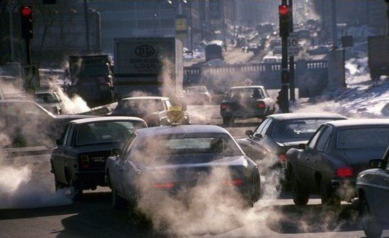 南京:小探头收集尾气排放大数据