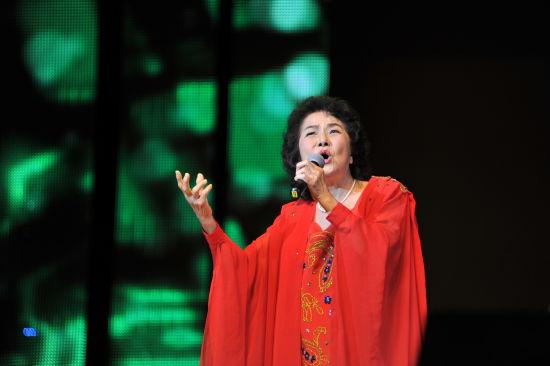 白杨礼赞之歌大型环保公益晚会盛大举行