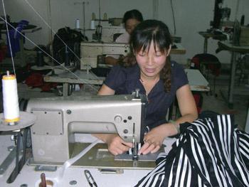 张蕾通过小额信贷创业的故事