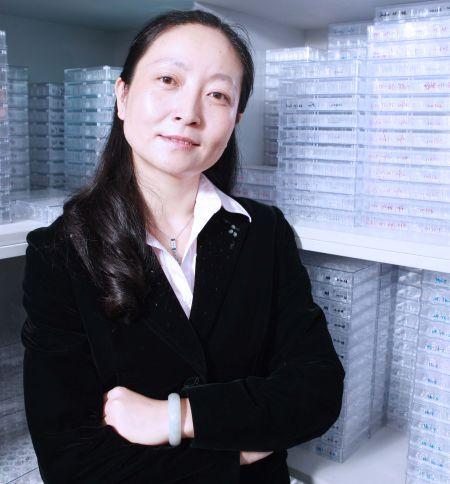 第八届中国青年女科学家奖之吴嘉炜