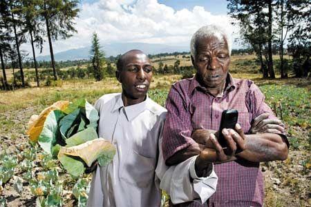 非洲成人影视_智能手机扶贫应用走进非洲