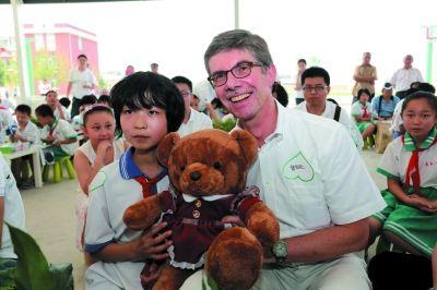 """宝马中国:""""童悦之家""""见证中国儿童成长"""