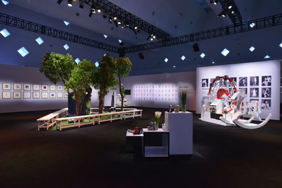 """6月15日,""""2014星光上海—华谊elle之夜""""在上海世博创意秀场举办.图片"""