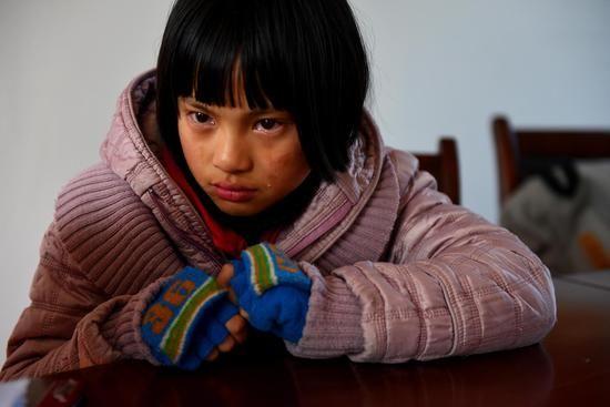 """""""2015点赞希望""""让山区孩子这个冬天不再冷"""