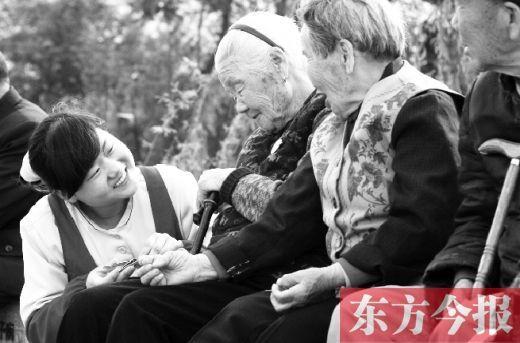 河南拿出超50%彩票公益金用于服务养老