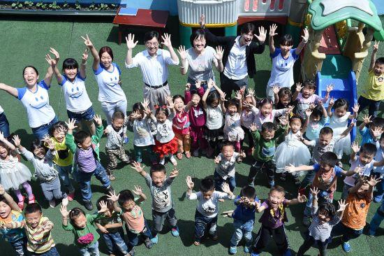"""""""山村幼儿园提升计划""""三年成效显著"""