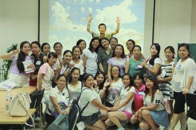 乡村教师培训集中开展:接受了很多新理念