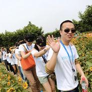 第七届花旗全球志愿者日活动现场