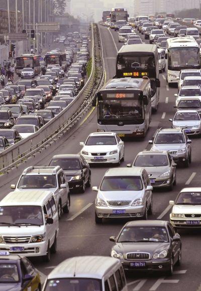 北京交通拥堵费_北京正研究制定收交通拥堵费_新浪公益_新浪网